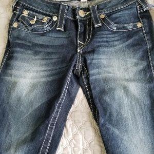 True Religion Skinny Jeans 25 NWT